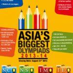 Olympiad Schedule: Academic Year 2013-14
