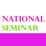 National Seminar on April: RGU