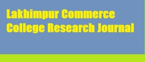 Lakhimpur Commerce College Research Journal