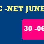 UGC – NET Examination June 2013