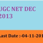 UGC-NET DEC-2013