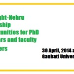 Outreach program on the Fulbright-Nehru fellowship opportunities