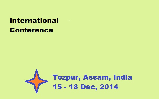 International Conference on Interstellar Dust, Molecules and Chemistry (IDMC-2014) Tezpur