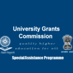 Special Assistance Programme , UGC 2015