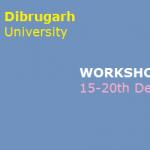 Workshop on Methodology for Research in Women Studies  – Dibrugarh University