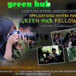 20 Nos of Green Hub Fellowships Under North East Network-Dusty Foot Initiative