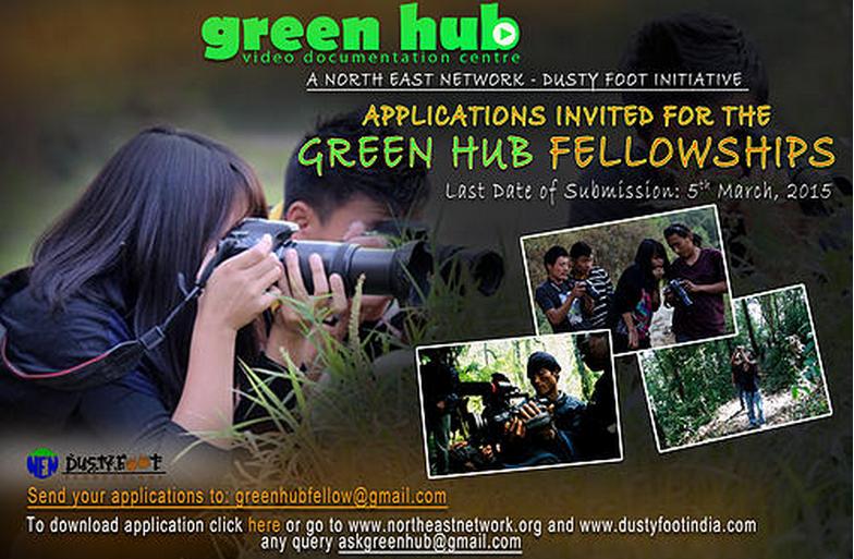 20 Nos of Green Hub Fellowships