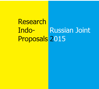 Research Indo-Russian Joint Proposals 2015