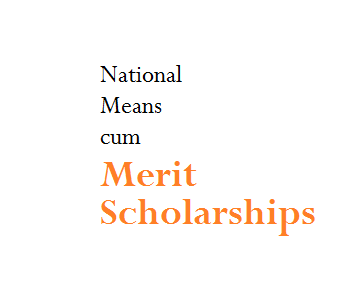 MHRD : National Means-cum-Merit Scholarship Scheme