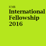 ICMR International Fellowships Session 2016-17