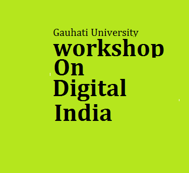 University level workshop on Digital India