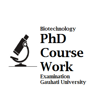 Phd course work
