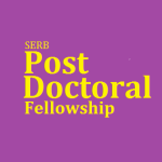 SERB Invites Online Application Forms for National Post Doctoral Fellowship