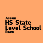 Assam HS Level State Open School Exam Schedule 2016 Declared