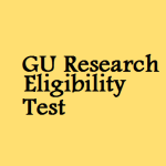 Gauhati University will introduce Research Eligibility Test for PhD Admissions 2016