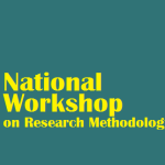 Dept of Sociology , Dibrugarh University will organize 7 Days National Workshop on Research Methodology in Social Science