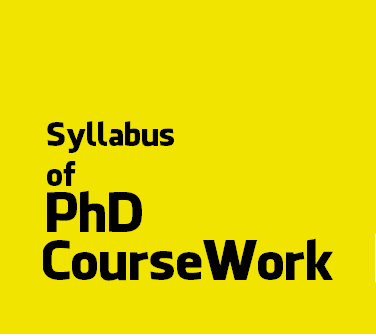 phd coursework syllabus for computer science Phd in engineering - computer science focus the written qualifying examination for the computer science focus area consists of four required topics: cs 5200 computer architecture cs 5500operating systems cs 5700 computability, automata and formal languages and cs 5720 design and analysis of algorithms.