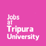 Tripura University, A central university invites fresh applications for faculty positions under rolling method.
