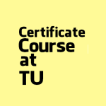 UGC Sponsored  Career Oriented Certificate Course at Tezpur University